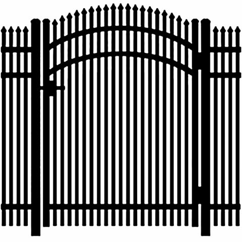 Jerith Legacy #401 Aluminum Accent Gate